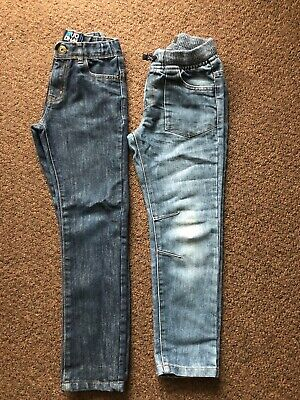 2 X Boys Jeans Aged 9 Years