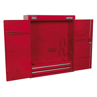 Sealey Wall Mounting Tool Cabinet with 2 Drawers - APW750