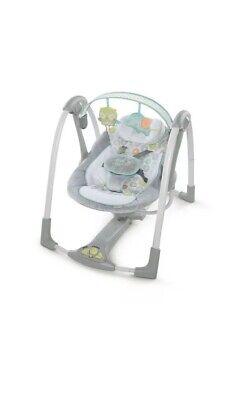 Ingenuity Swing N Go Portable Baby Infant Swing EUC USED CONDITION