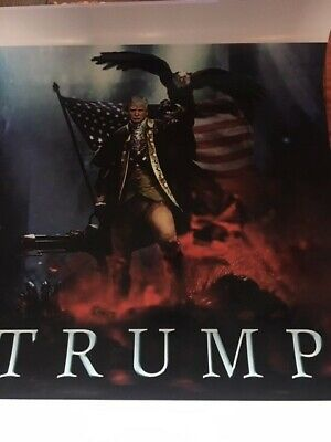 Trump Patriot Poster
