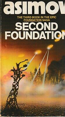 Second Foundation By Isaac Asimov (Vintage Paperback, 1982)