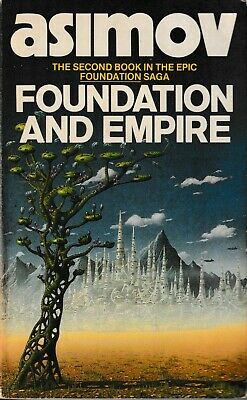 Foundation and Empire By Isaac Asimov (Vintage Paperback, 1983)