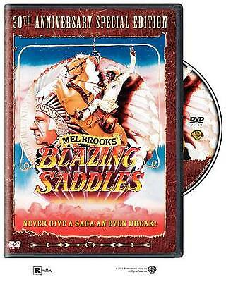 Blazing Saddles (30th Anniversary Special Edition) DVD, Griffin Drew, Doug Jeffe