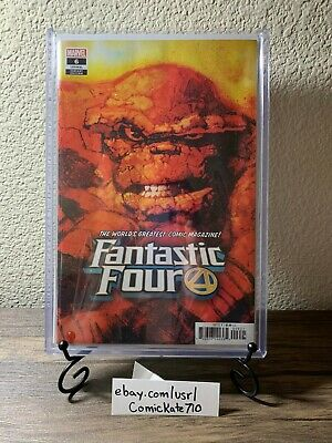 FANTASTIC FOUR 9 VOL 6 2019 MYSTERY VARIANT NM