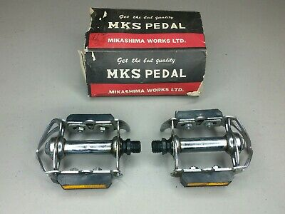 G-6000 1//2 thin core black right and left set New Mikashima pedal MKS
