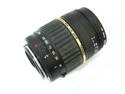 Tamron AF 18-200mm F/3.5-6.3 Aspherical XR Dii A14 Macro Lens for Canon Cameras