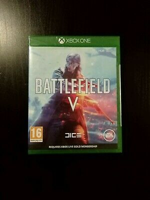 Battlefield V (5) (Xbox One) New and Sealed