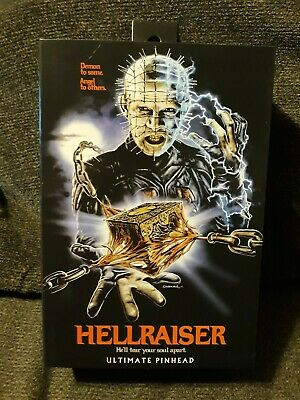 "Neca Hellraiser Ultimate Pinhead Figure New In Box 2020 7"" Scale IN STOCK"