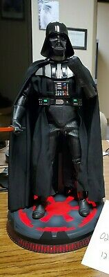 Darth Vader Sideshow 1/6 Figure One Sixth Scale Return Of The Jedi (COMPLETE)