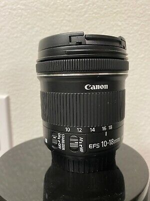 Canon EF-S 10-18mm F/4.5-5.6 Lens