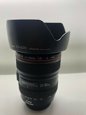 Canon EF 24-105mm F4 L IS USM Lens - FREE SHIPPING!!!