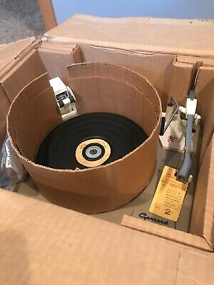 New In Box Vintage Garrard Type A Turntable Record Changer 4 Speeds,