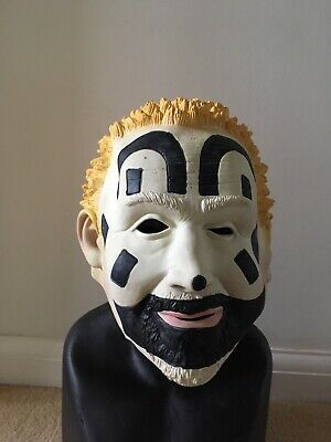 Official Violent J from Insane Clown Posse Latex Halloween MaskFull head Neca