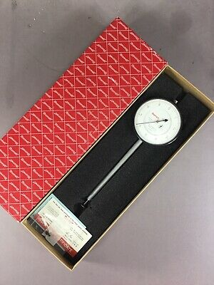 "Starrett No.656–611 Large Face Dial drop indicator 6"" Long .0001 Excellent NICE"