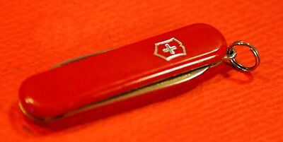 """VICTORINOX""  3  Functions  Classic Small Pocket Knife c.1988's"