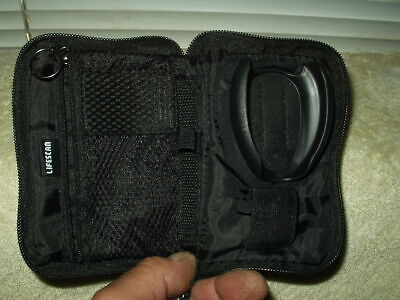 one touch ultra 2 glucose meter case pouch only  OEM lifescan