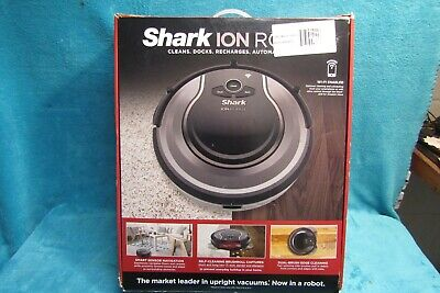 Shark Ion Robot 750 Vacuum With WiFi CONNECTIVITY RV750 in box