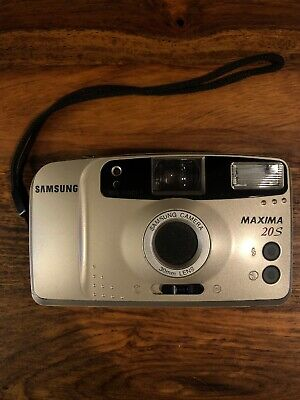 Samsung Maxima 20S Film Camera