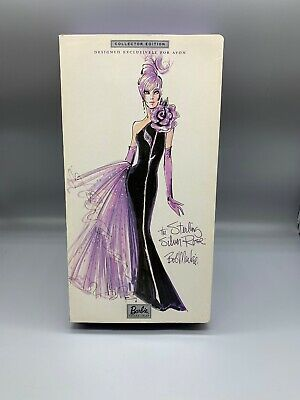 Barbie The Sterling Silver Rose - Bob Mackie Doll #53865 Collector Edition BNIB!