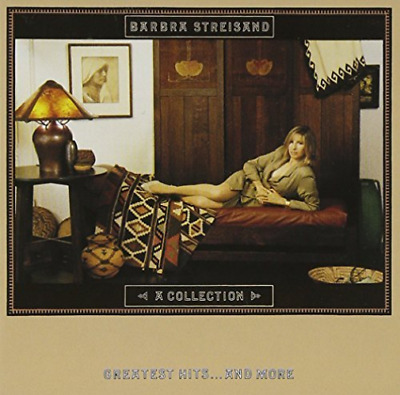 Barbra Streisand - A Collection Greatest Hits... And More CD NUOVO