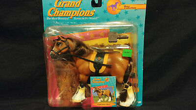 Grand Champions Clydesdale Mare Horse Model Figure Empire 1996 NEW
