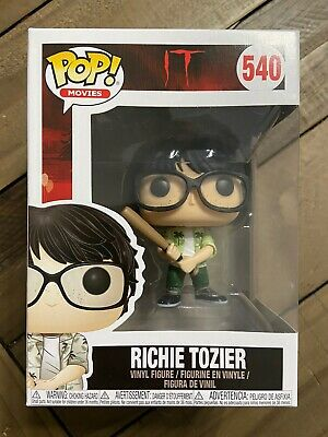 Funko POP! Movies #540 Richie Tozier IT Vaulted Retired
