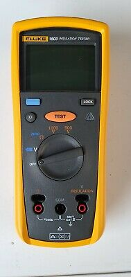 Genuine FLUKE 1503 Insulation Tester