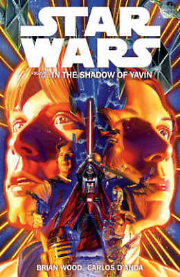 Star Wars Volume 1: In the Shadow of Yavin by Wo... | Book | condition very good