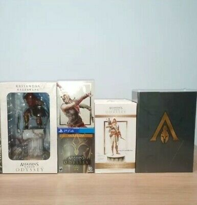 Assassin's Creed Odyssey Kassandra Edition Collection Pack (New/Sealed)