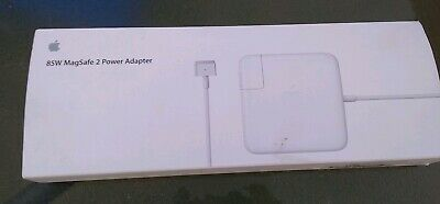 NEW Genuine Apple 85W MagSafe 2 Power Adapter Charger MacBook Pro