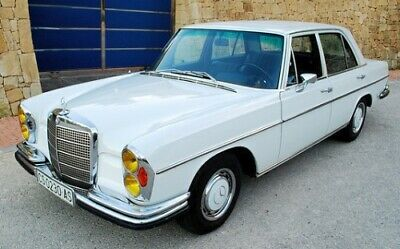 MERCEDES-BENZ 280 SE W108 AUTOMATICO 1972 - 2.8 160 cv - ESTADO IMPECABLE