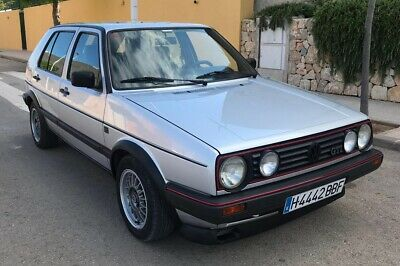 VW VOLKSWAGEN GOLF GTI MK 2 MANUAL 1989 NACIONAL - 1.8 129cv - ESTADO IMPECABLE