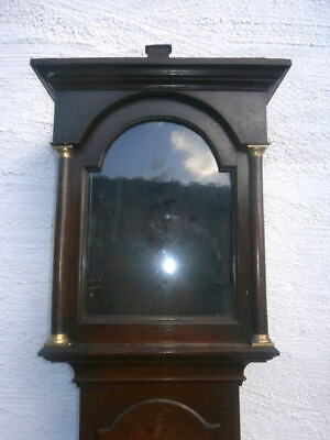 EARLY  LONGCASE CLOCK  case for a  12x16+1/2 inch dial C1760