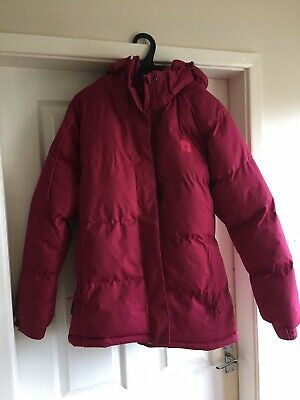 Mountain Warehouse Ladies Womens Warm Winter Quilted Coat Size 12