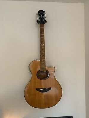 Yamaha APX700II Electro-Acoustic Guitar - Natural