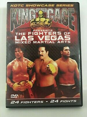 King of the Cage: The Fighters of Las Vegas (DVD, 2005, 2-Disc Set)