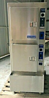 "Cleveland Range 24Cga10 Ultra 10 Gas Convection Steamer "" Beautiful"""