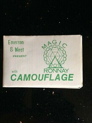 Magic Ronnay's Camouflage by Emerson and West
