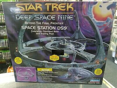 Playmates 1994 Star Trek Deep Space Nine Space Station DS9 NEW Sealed Box #6251
