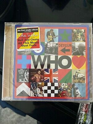 The Who Cd Brand New