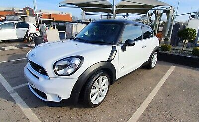 2016 MINI Paceman 1.6 Cooper S ALL4 3dr 4x4 Chili Media Pack Coupe Petrol