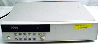 HP Agilent 3499A Switch Control System