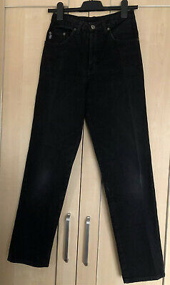 """Childrens Black Jeans, 26"""" Waist, 36"""" Hips, The Only Clothes Co,"""
