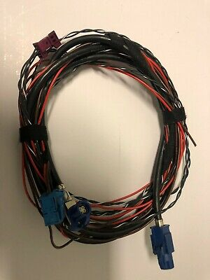 OEM Mercedes Comand NTG 5 NTG 5.1 Video kabel cable