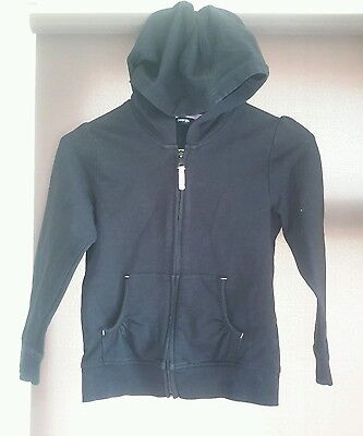 George girls hooded top aged 6 / 7 yrs