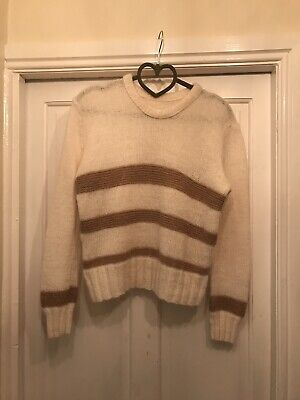Vintage Handmade Jumper Size Small