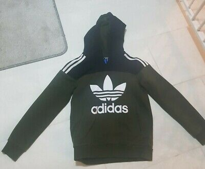 Boys Adidas Originals Fabulous  Authentic Hoodie Jumper Age 9-10 Years