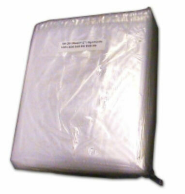 Clear Poly Weight Out Bag 10x15'' (120g) 1000pack