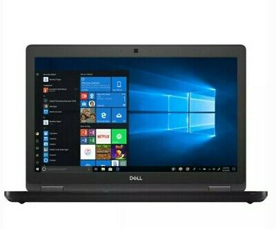 DELL PRECISION 15 3530 i5-8400H up to 4.20GHz 16GB RAM 512GB SSD 15.6'' HD