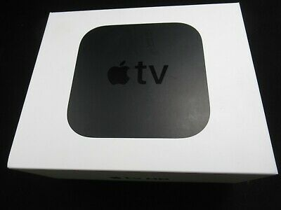 Apple TV (4th Generation) 32GB HD Media Streamer - A1625 with Remote CCE#74271-1